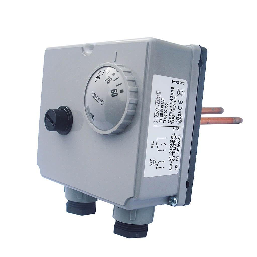 Codice Dual Combined High Limit Thermostat | Heating Parts Warehouse