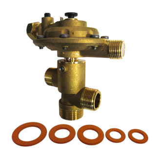 Grant Divertor Valve MPCBS20 With Washers
