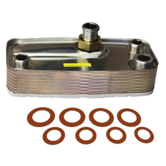 Grant 15 Plate Heat Exchanger With Washers