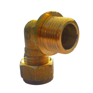 "3/8"" x 10mm Elbow 616"