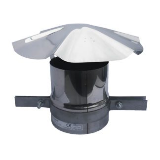 Flexi Flue Chimney Hat