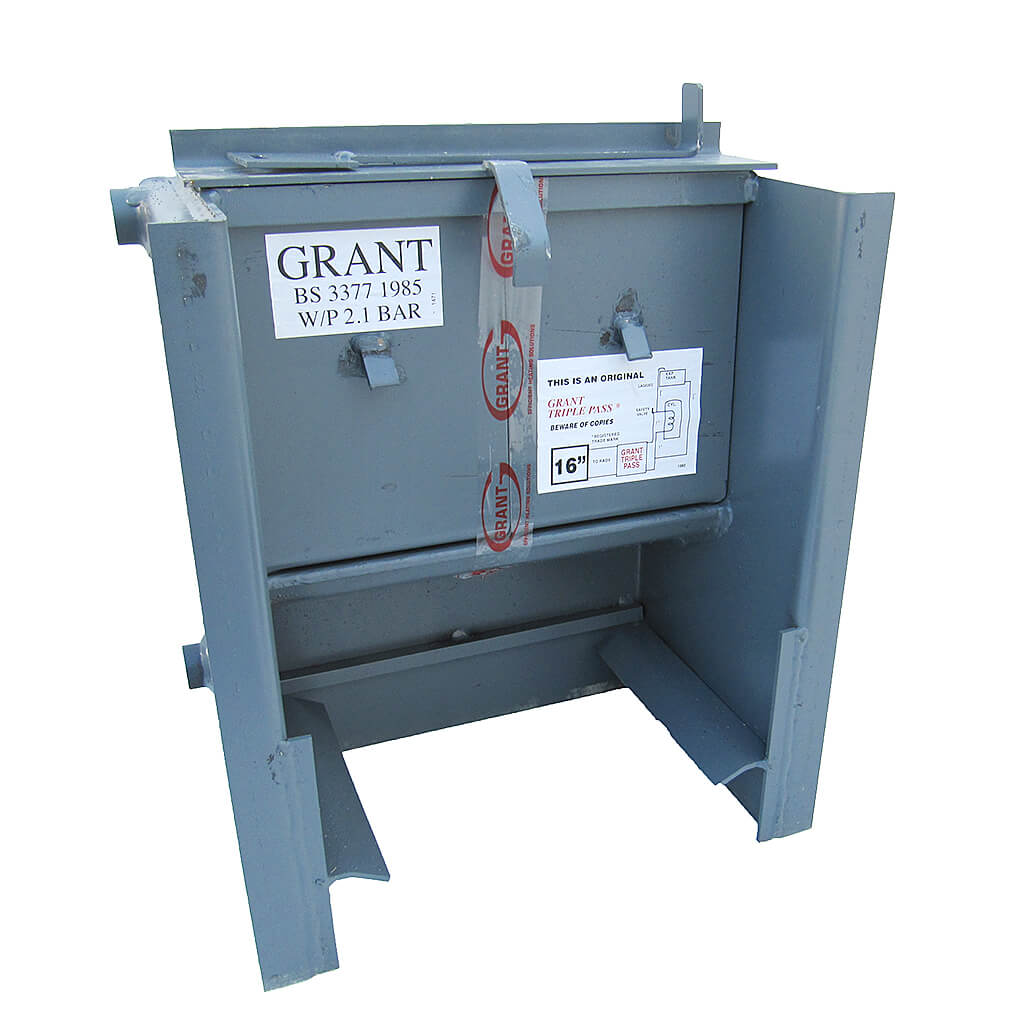 Grant Easy-Clean Triple Pass 16″ Back Boiler