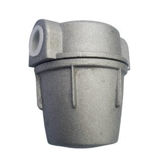 Oil Filter Bowl 3/8″ Aluminium