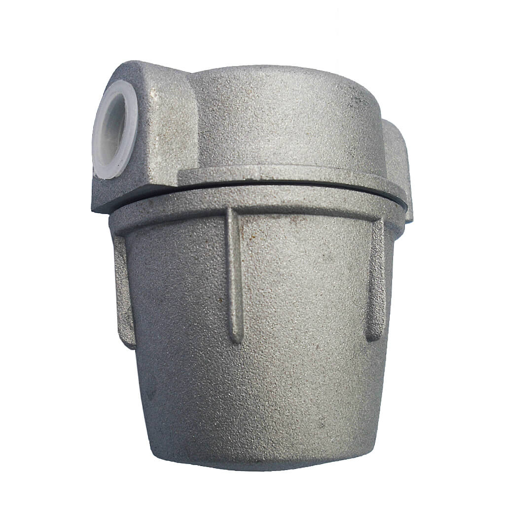 Oil Filter Bowl 3/8″ Aluminium
