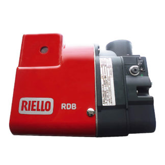 Riello RDB1 50-70SH Burner, Grant CompatibleSnorkel Back Photo