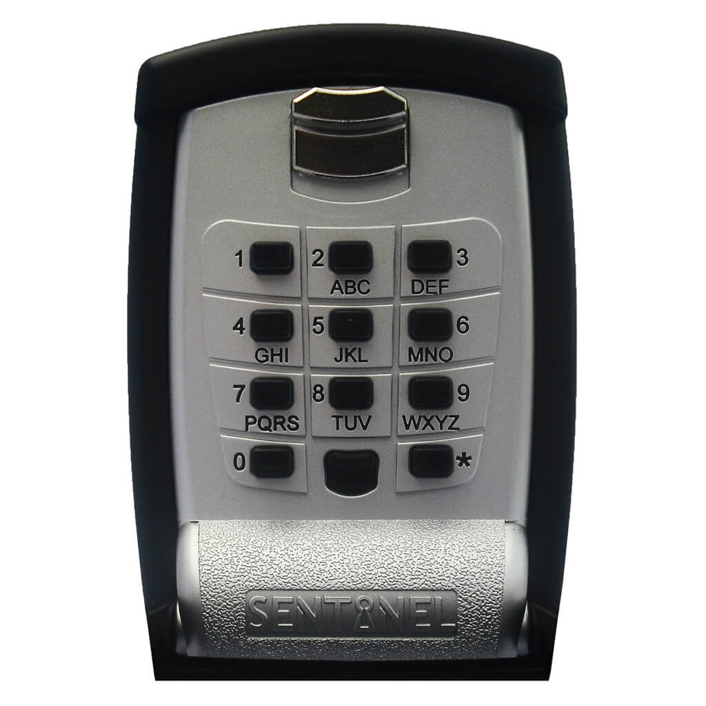 Sentinel Push Button Key Safe Pl998 Buy At H P W