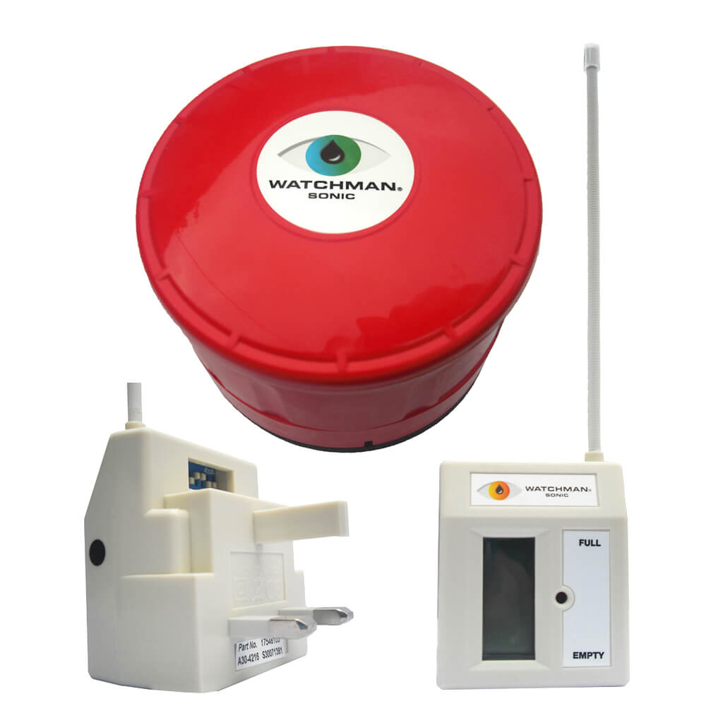 Watchman Sonic Oil Level Monitor