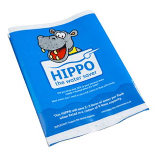 Hippo Water Saver Bags