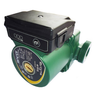 DAB Evosta Circulating Pump front , side, top