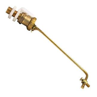 """1/2"""" Part 2 High Pressure Brass ball Valve"""
