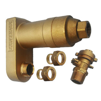 Sentinel Central Heating System Filter 22mm