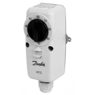 Danfoss Randall Cylinder Thermostat 041E0010