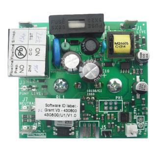 Grant Temp Control PCB MPCBS82