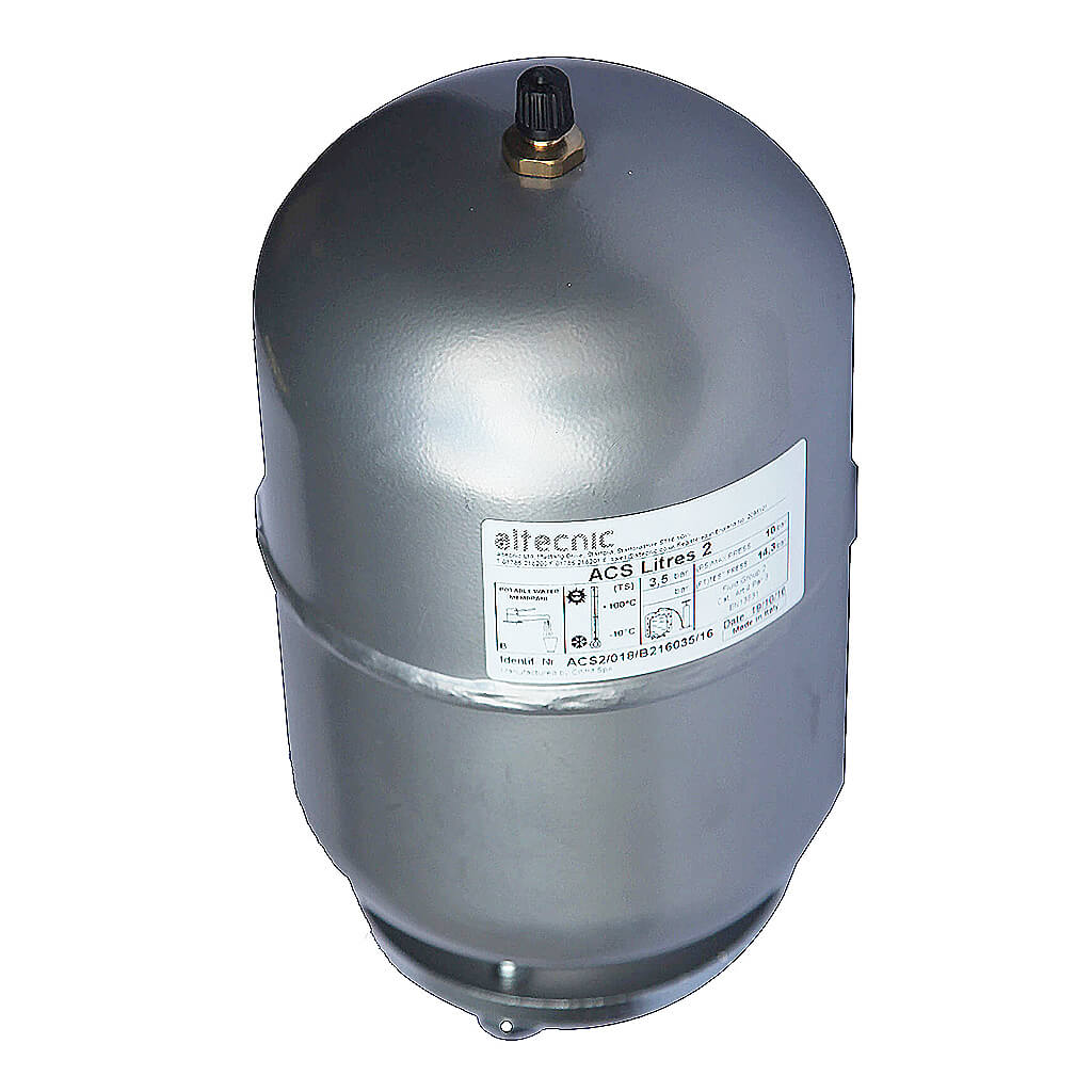 ATC, Kit A, 2 litre expansion tank / vessel