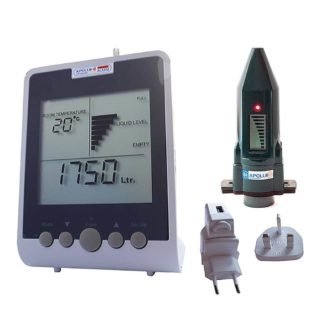 Apollo Ultrasonic Smart Oil Tank Level Monitor