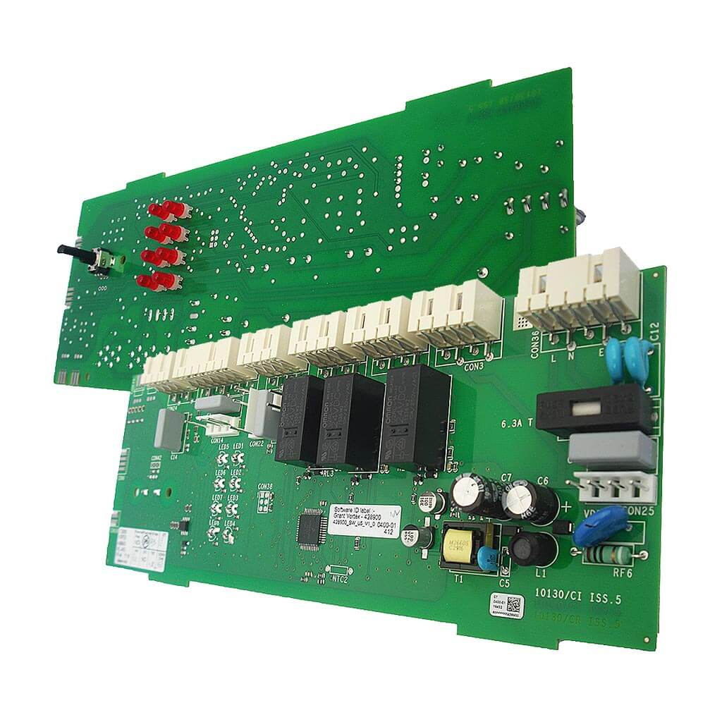 Grant Temp Control PCB MPCBS96