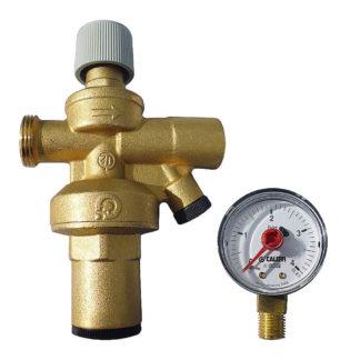 Caleffi Pressure Gauge 533140