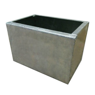 Galvanised Cold Water Storage Tank 10 Gallon Side Photo
