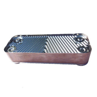 Warmflow 16 Plate Heat Exchanger 599 Top Picture