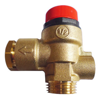 Firebird Combi Safety Release Valve Accomsrv