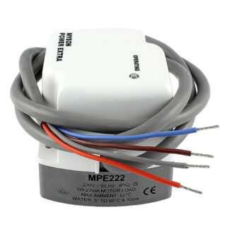 Myson MPE222 Replacement 4 Wire Actuator