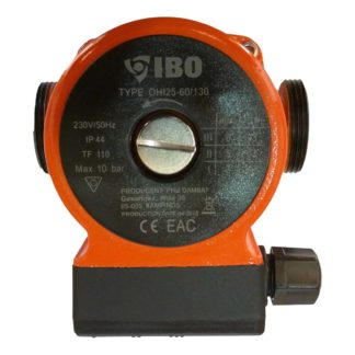 IBO Circulating Pump, 25-60/130 front