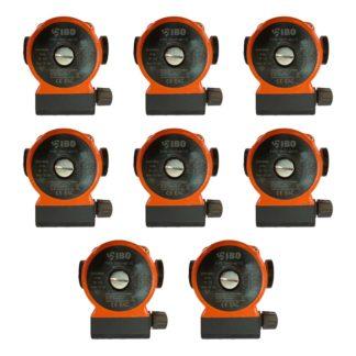 IBO Circulating Pump, 25-60/130 - Pack of 8