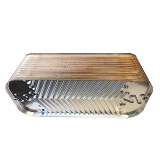 Firebird Combi 25 Plate Heat Exchanger ACC025PHE Reverse View Photo