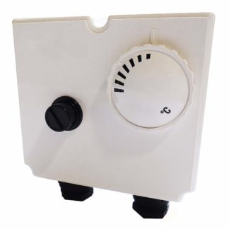 Firebird Dual Thermostat Heatpac D5 ACC000THR Front View
