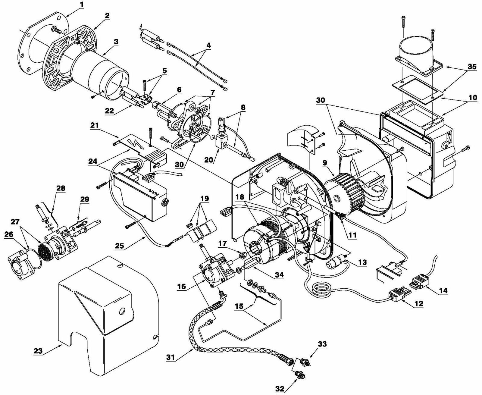 Warmflow Boiler Wiring Diagram - Wiring Diagrams Schematics