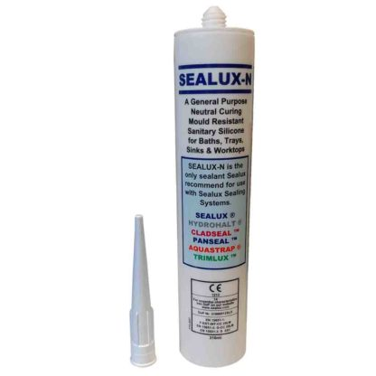 Sealux-N Silicone Sealant 1