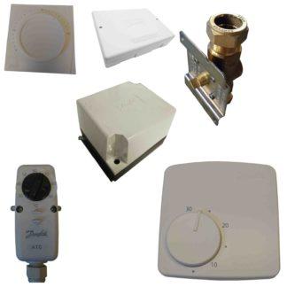 Danfoss 3 Zone FP735 Heat Pack 087N9501JU