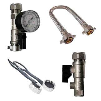 Altecnic WRAS 15mm Filling Loop Kit ALT-ST0035