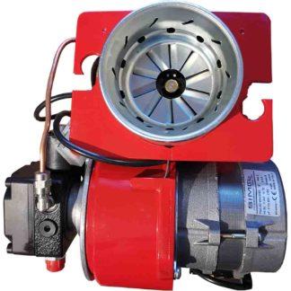 Ecoflam Minor 1 Stanley 100k boiler Burner Front Photo