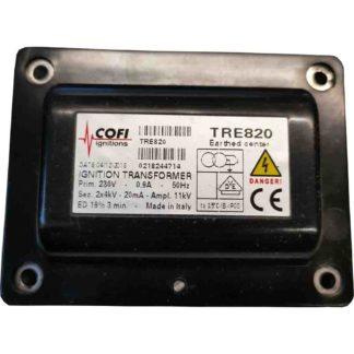COFI TRE820 Transformer E820 Minor 1 HW T123-2, 65323254 Back Photo