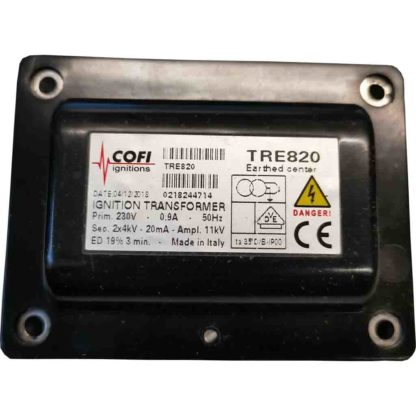 COFI TRE820 Transformer E820 Minor 1 HW T123-2, 65323254 Back Photo