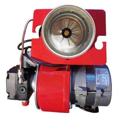 Ecoflam Stanley Minor 1 Boiler 80K 3140847 Front Photo