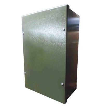 Tigerloop Box Green Front Photo