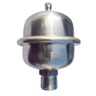 Altecnic Shock Arrestor-Mini Expansion Vessel (0.16L) 1-2- M, PV016C