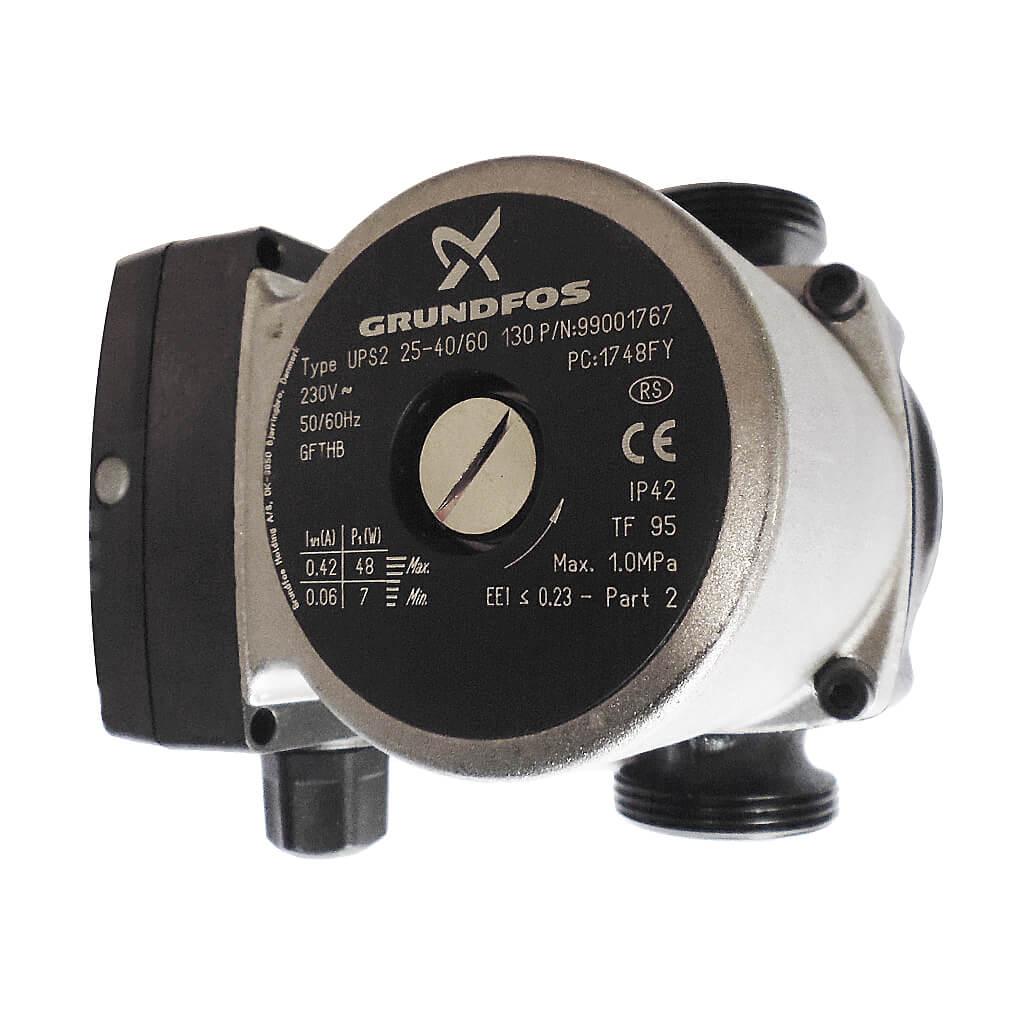 Grundfos Underfloor Circulating Pump  Ups2 25 60 130