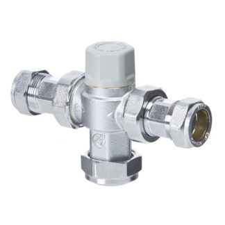 Thermostatic Mix Valve 22mm CA-100824