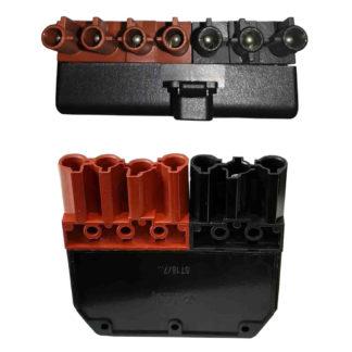 Ecoflam 7 Pin Plug & Socket (Wieland) 65322069/65322070 photo