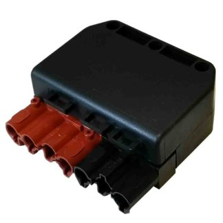 Ecoflam 7 Pin Socket (Wieland) Side Photo 65322070