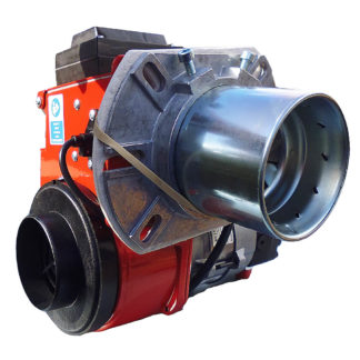 Ecoflam Minor 1 Snorkel TC Oil Burner 20Kw-29Kw, 3140815 Right Aspect Photo