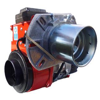 Ecoflam Minor 1 Snorkel TC Oil Burner 20Kw-29Kw, 3140815 Right Aspect Photo