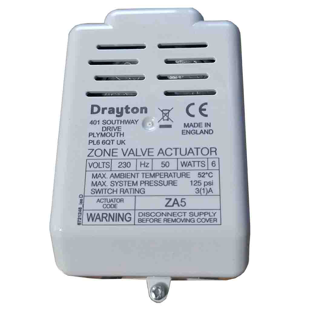 Drayton zone valve actuator za5 which fabric is warmest in winter?