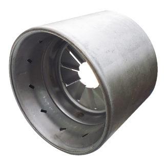 Ecoflam Blast Tube D89 L72 65320260 Side Photo