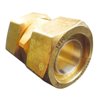 TracPipe Straight Coupling DN32, FGP-CPLG-32