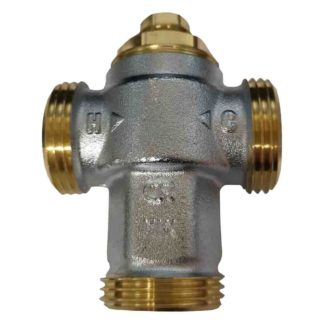 28mm Mixcal 111 Thermostatic Mixing Valve (Temp Adj 35-65 Degree) (2)