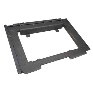 Stanley Comeragh-Super 90 Bottom Grate Rest, F01354AXX Side Photo